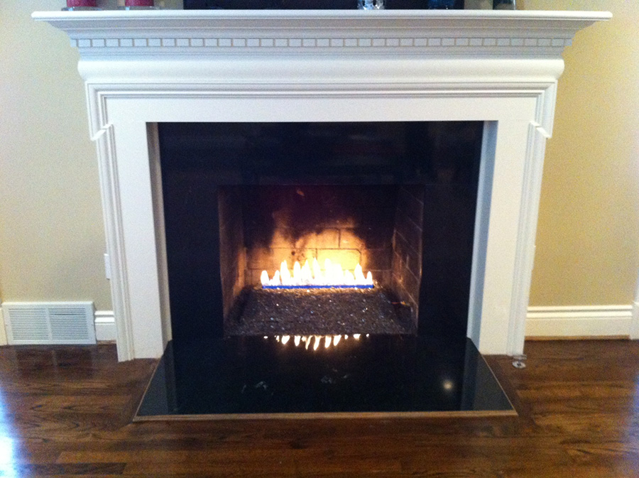 Vent Free Gas Fireplace 900 x 673